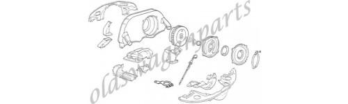Tolerie moteur & accessoires