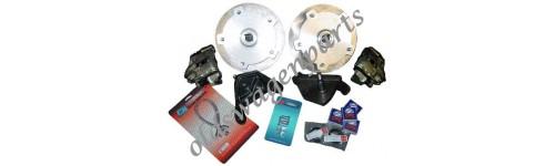 Kit frein a disque avant