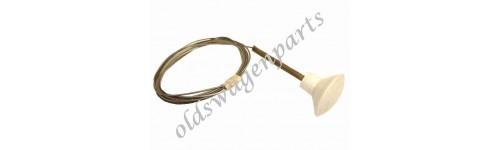 Cable & gaine de capot