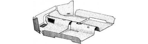 Moquette & Ciel de toit