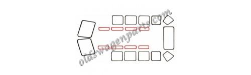 Joint de carrosserie & vitres