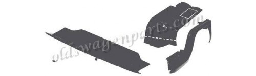 Plancher de cabine
