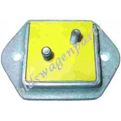 set de 2 silentblocs de cloche de boite RHINO T1/KG -71 181 à trompettes