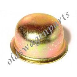 cache moyeu g sur tambour ou disque 8/65- avec le trou de câble de compteur