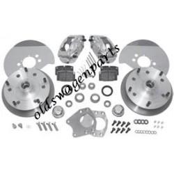 kit freins à disques avant 5 x 205 CSP T1 66-67