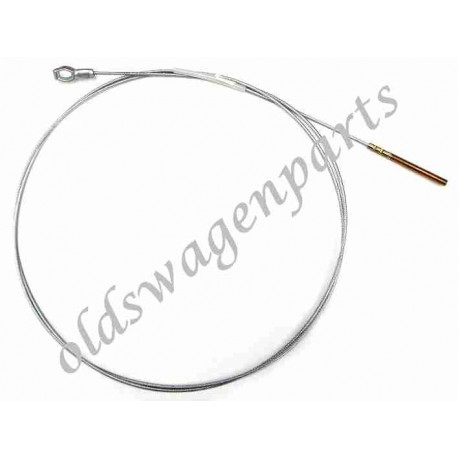 patte de maintien de gaine de câble d'embrayage