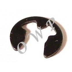 joint de passage câble de compteur/joue d'aile
