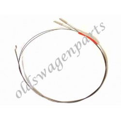 câble de chauffage 12/62-7/64 (3660mm)