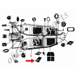 joint de chassis caoutchouc OEM