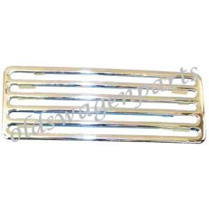set de 2 grilles de capot arrière berline/cabriolet -7/71 et 1302