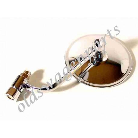 rétroviseur oval chromé droit WCM 8/50-7/67
