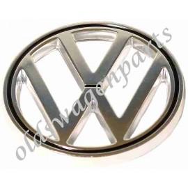 sigle rond VW chromé de capot avant 12/60-12/62