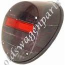 """feu arrière gauche ou droit complet 1303 et 1200 8/73 europe avec cerclage chromé """"ULTIMATE EDITION"""