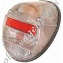 feu arrière gauche ou droit complet 1303 et 1200 8/73 rouge