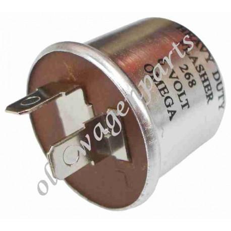 relais de clignotant 6Volts (3 broches)