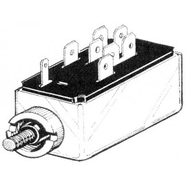 interrupteur de phare 8/58-7/67