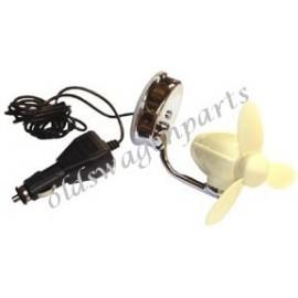 ventilateur de tableau de bord en 6 volts
