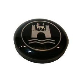 bouton de klaxon pour cerclage de volant avec logo wolfsburg 8 / 60 - 7 / 71