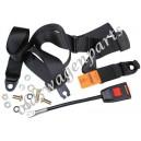 ceinture sécurité avant manuelle (3 points d'attache)