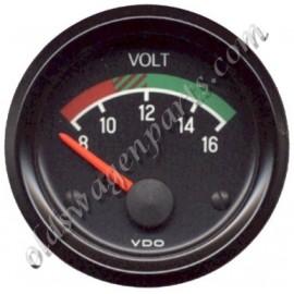 voltmètre 12 volts
