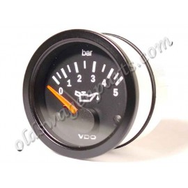 manomètre de pression d'huile 0-10 bars