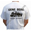 """tee-shirt noir """" GENE BERG """" taille XXL"""