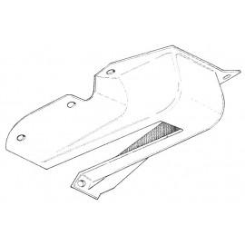 set de 2 caches de mécanisme de hayon arrière 64-67
