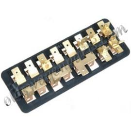boîte à fusibles 8 fusibles 60-67 (vendu sans cache)