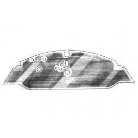 tapis caoutchouc avant T2 55-59