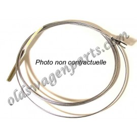 cable d'embrayage 8/67-7/71 (3182mm)