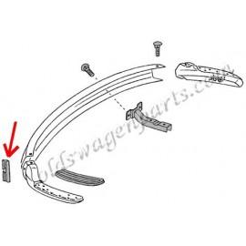 caoutchoucs (2) de marche pieds de pare-chocs avant T2 68-72