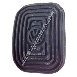 1 couvre pédale de frein ou d'embrayage qualité supérieure avec logo