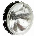 """phare H4 diam 7"""" pour ampoule à culot H4 sans emplacement pour la veilleuse"""