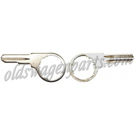 clef vierge profil SE 60