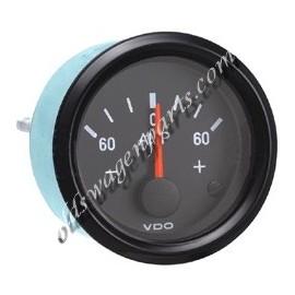 ampéremètre diamètre 52mm VDO